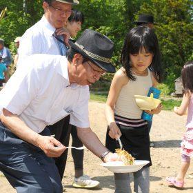 家族のための幼稚園 札幌トモエ幼稚園視察