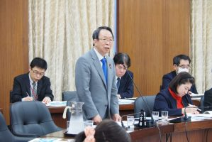 2017.3.3 国土交通委員会(JR北海道問題について)