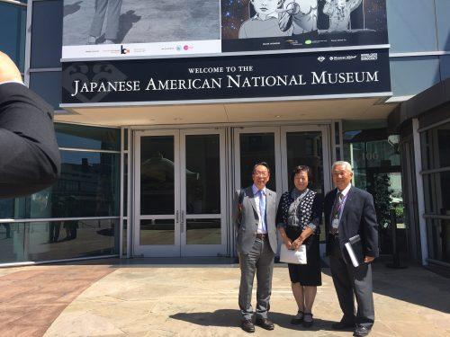 全米日系人博物館