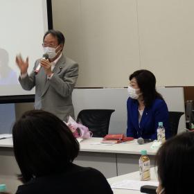第34回永田町子ども未来会議:医療的ケア児支援法成立の報告と今後の課題